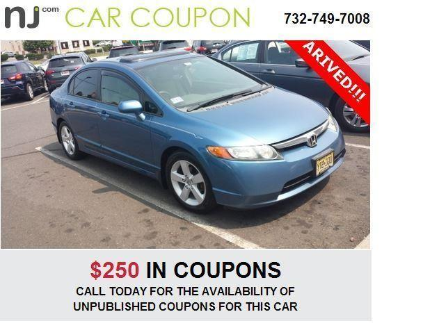 Coupons civic video