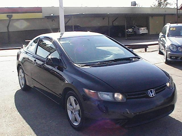 2006 Honda Civic EX EX 2dr Coupe w/Manual