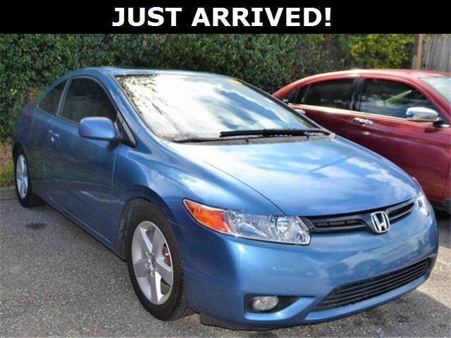 2006 honda civic ex ex 2dr coupe w manual for sale in. Black Bedroom Furniture Sets. Home Design Ideas