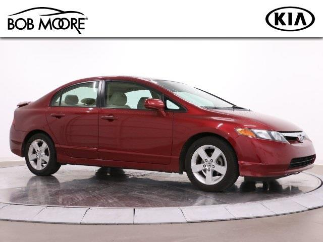 2006 Honda Civic EX EX 4dr Sedan w/Automatic