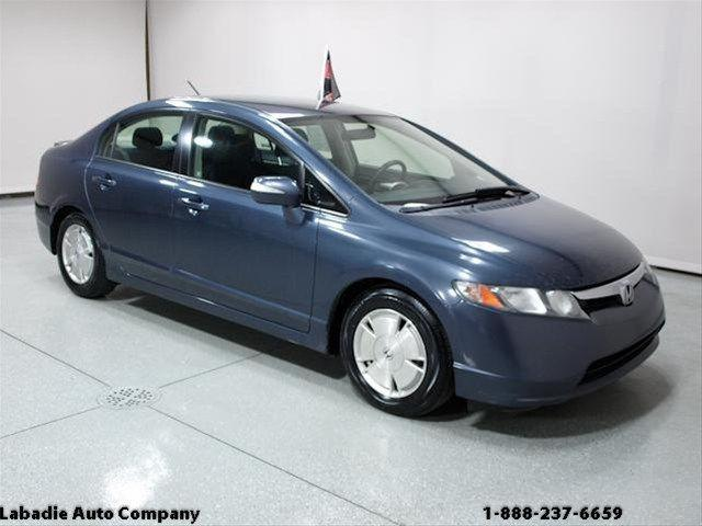 2006 honda civic hybrid for sale in bay city michigan classified. Black Bedroom Furniture Sets. Home Design Ideas