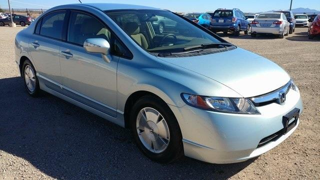 2006 honda civic hybrid hybrid 4dr sedan for sale in santa fe new mexico classified. Black Bedroom Furniture Sets. Home Design Ideas