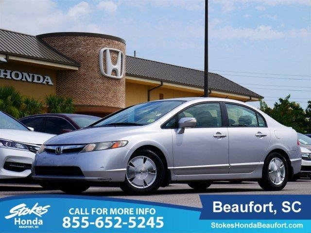 2006 honda civic hybrid hybrid 4dr sedan for sale in beaufort south carolina classified. Black Bedroom Furniture Sets. Home Design Ideas