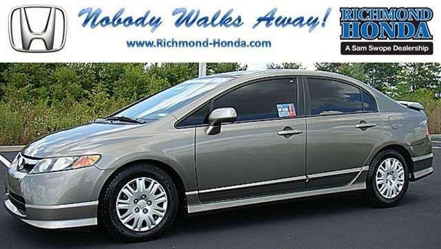 Sam Swope Honda >> 2006 Honda Civic Lx For Sale In Richmond Kentucky
