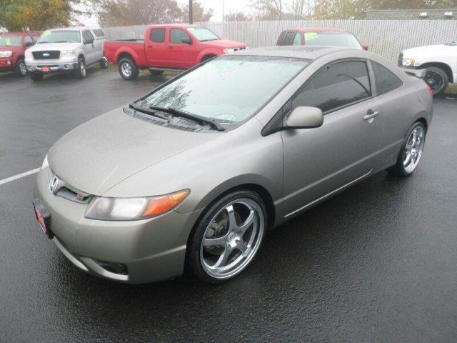 2006 Honda Civic Si Si 2dr Coupe