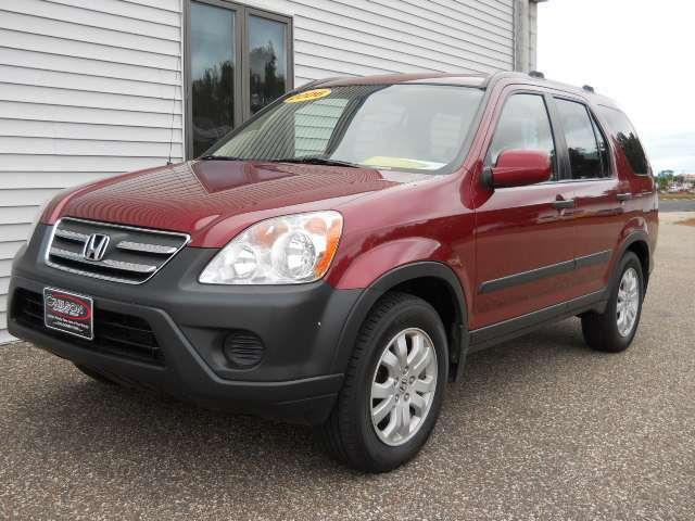 2006 Honda Cr V Ex For Sale In Eau Claire Wisconsin