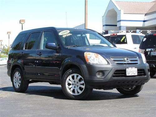2006 honda cr v suv ex awd suv for sale in bloomfield for Honda large suv
