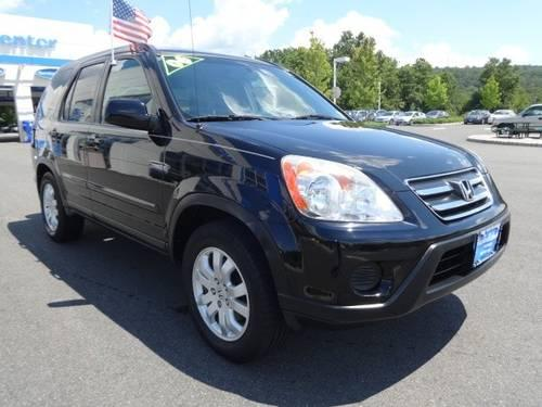 2006 honda cr v suv ex se for sale in allamuchy township for Honda large suv