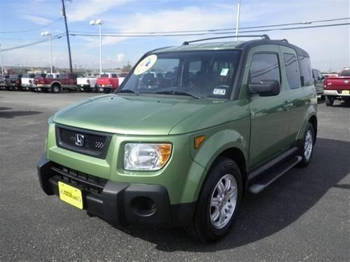 2006 Honda Element SUV EX-P