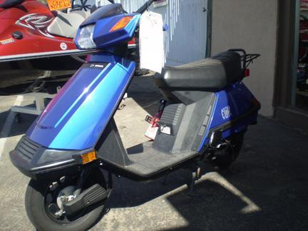 2006 honda elite 80 ch80 for sale in el centro california classified. Black Bedroom Furniture Sets. Home Design Ideas