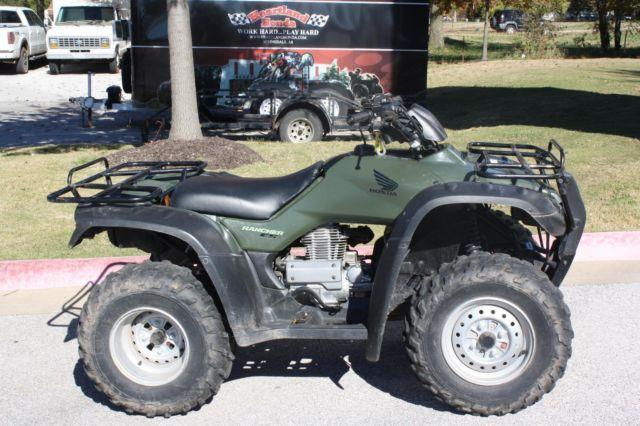2006 Honda FOURTRAX RANCHER 4X4