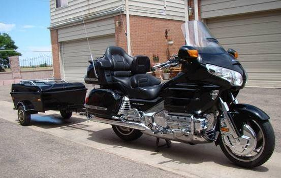 2006 Honda GL18HPN6 Goldwing in Denver, CO