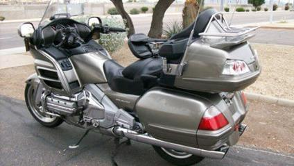 2006 Honda Gold Wing ''Gray