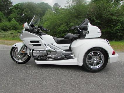 ..2006 Honda Goldwing Gl1800 Roadsmith Trike