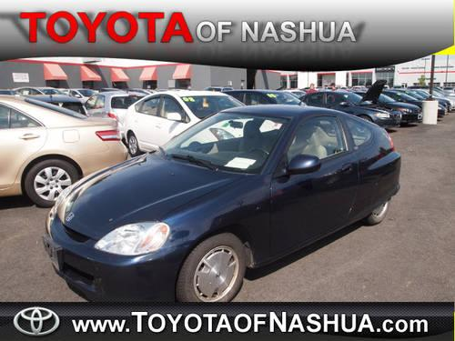 2006 honda insight 3 dr hatchback w air conditioning for sale in nashua new hampshire. Black Bedroom Furniture Sets. Home Design Ideas