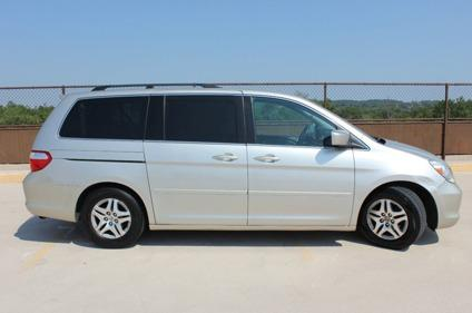 2006 Honda Odyssey For Sale In Los Angeles California