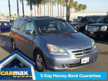 2006 Honda Odyssey EX-L EX-L 4dr Mini-Van
