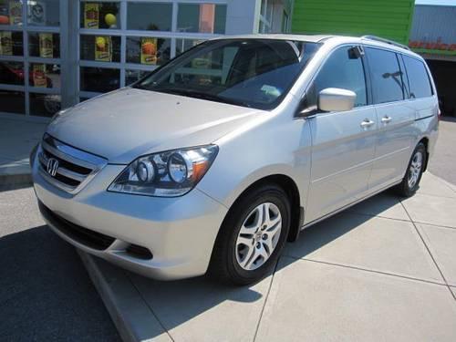 2006 Honda Odyssey Mini Van Passenger Ex L For Sale In