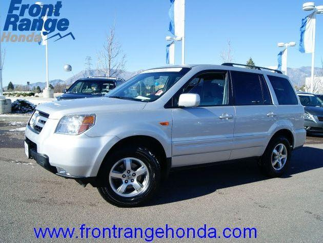 2006 honda pilot 4wd ex at for sale in central city colorado classified. Black Bedroom Furniture Sets. Home Design Ideas
