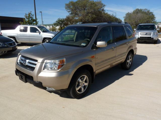 2006 honda pilot ex for sale in college station texas classified. Black Bedroom Furniture Sets. Home Design Ideas