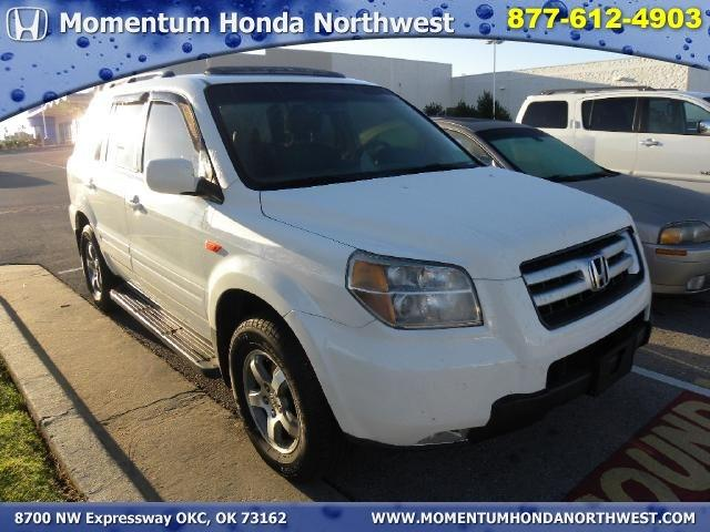 2006 honda pilot ex l for sale in oklahoma city oklahoma classified. Black Bedroom Furniture Sets. Home Design Ideas