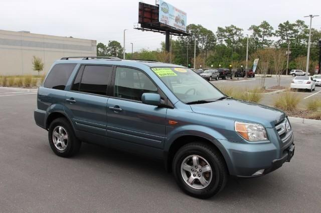2006 honda pilot ex l for sale in jacksonville florida classified. Black Bedroom Furniture Sets. Home Design Ideas