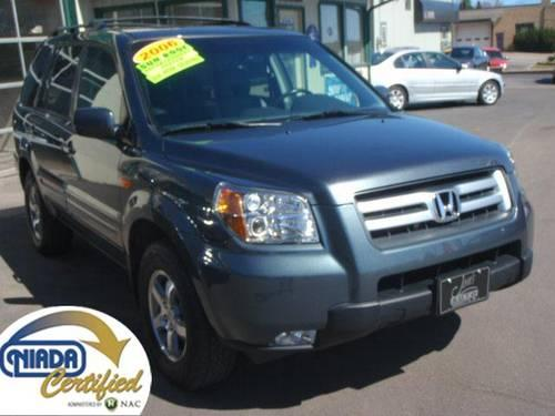2006 honda pilot ex l dvd 4wd magnesium 94k mi for sale in harvey michigan classified. Black Bedroom Furniture Sets. Home Design Ideas