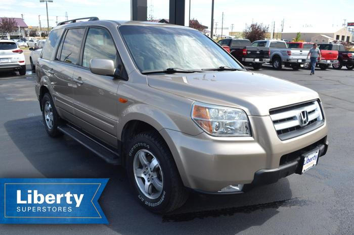 2006 honda pilot ex l ex l 4dr suv 4wd for sale in jolly acres south dakota classified. Black Bedroom Furniture Sets. Home Design Ideas