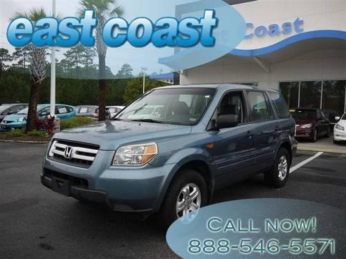 2006 honda pilot sport utility lx with cd and cruise for sale in myrtle beach south carolina. Black Bedroom Furniture Sets. Home Design Ideas