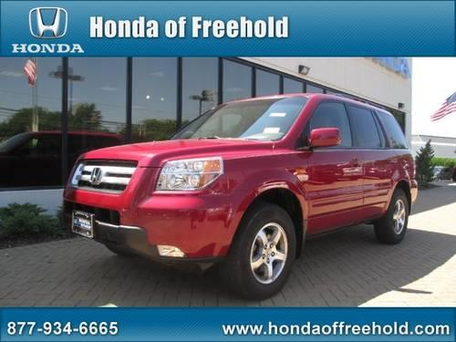 2006 honda pilot suv 4wd ex l at for sale in east freehold for Honda freehold nj