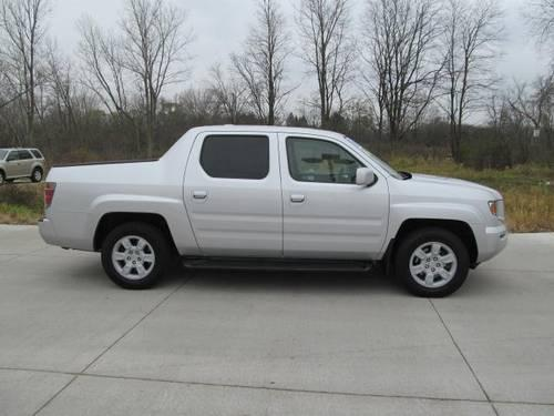2006 honda ridgeline crew cab pickup rtl at with moonroof for sale in barrington illinois. Black Bedroom Furniture Sets. Home Design Ideas