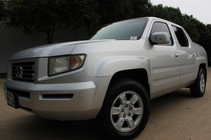 2006 honda ridgeline rtl w leather for sale in dallas texas classified. Black Bedroom Furniture Sets. Home Design Ideas