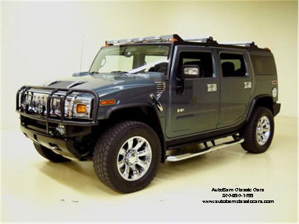 2006 hummer h2 for sale in concord north carolina classified. Black Bedroom Furniture Sets. Home Design Ideas