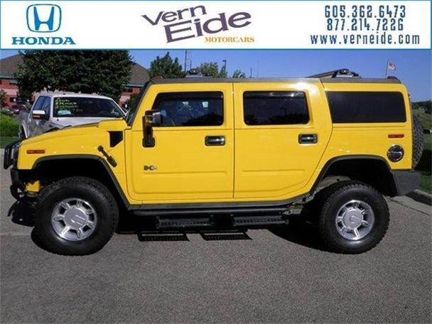 2006 hummer h2 for sale in sioux falls south dakota classified. Black Bedroom Furniture Sets. Home Design Ideas