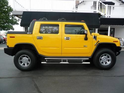 2006 hummer h2 truck truck suv for sale in blue ball ohio classified. Black Bedroom Furniture Sets. Home Design Ideas