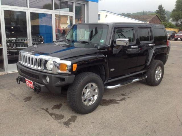 2006 hummer h3 suv for sale in climax pennsylvania classified. Black Bedroom Furniture Sets. Home Design Ideas
