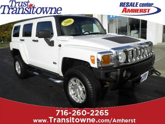 2006 hummer h3 suv base buffalo ny for sale in amherst new york classified. Black Bedroom Furniture Sets. Home Design Ideas