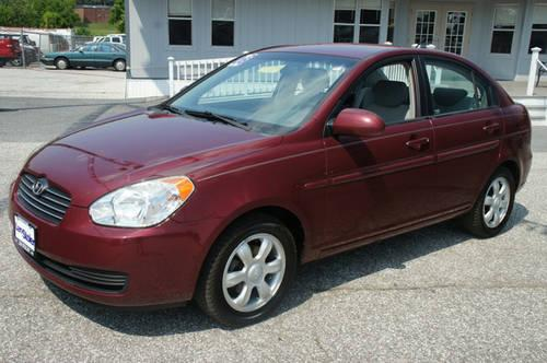 2006 hyundai accent 4dr car gls for sale in carrollton. Black Bedroom Furniture Sets. Home Design Ideas