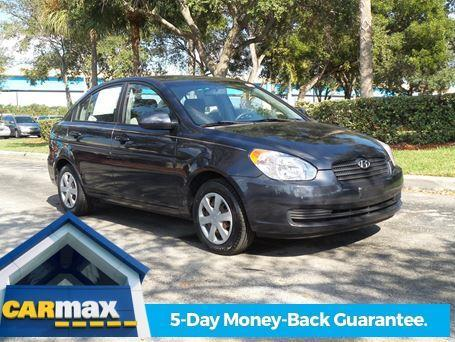 2006 Hyundai Accent GLS GLS 4dr Sedan