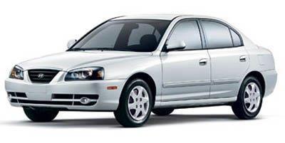 2006 Hyundai Elantra GLS GLS 4dr Sedan
