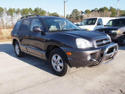 2006 Hyundai Santa Fe SUV GLS for Sale in Neuse Forest ...