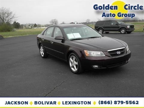 Golden Circle Ford Jackson Tn >> 2006 HYUNDAI SONATA 4 DOOR SEDAN for Sale in Jackson, Tennessee Classified | AmericanListed.com