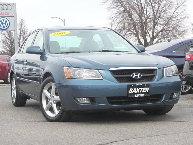 Baxter Toyota Omaha >> 2006 Hyundai Sonata Car 4dr Sdn GLS V6 Auto for Sale in ...