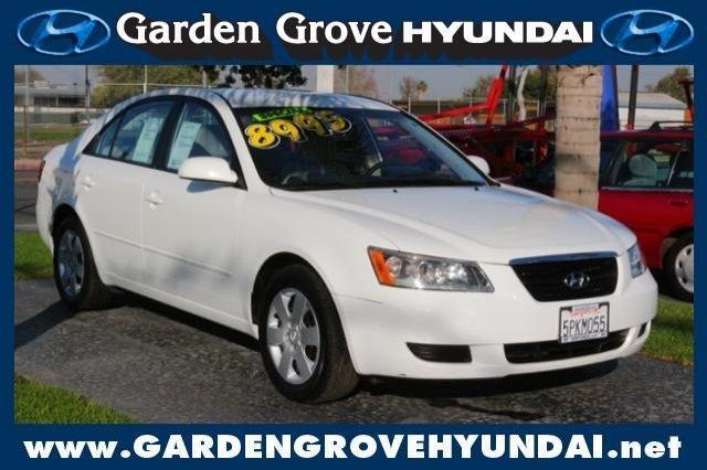 2006 Hyundai Sonata Gl Garden Grove Ca For Sale In Garden