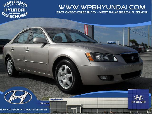 2006 Hyundai Sonata Gls For Sale In West Palm Beach