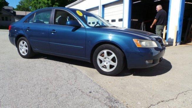 2006 Hyundai Sonata Gls V6 For Sale In Attica Indiana