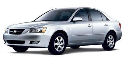 2006 Hyundai Sonata GLS V6 GLS V6 4dr Sedan
