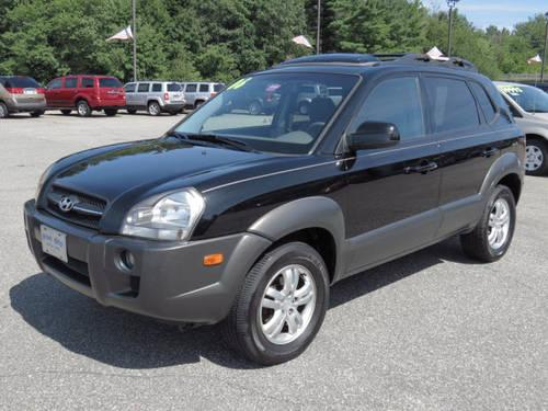 2006 Hyundai Tucson Suv Gls For Sale In Newington New