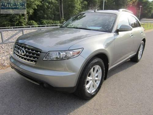 2006 Infiniti FX35 SUV AWD SUV for Sale in Fayetteville, Arkansas Classified | AmericanListed.com