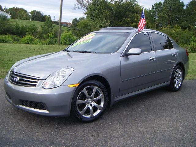 2006 infiniti g35 base for sale in athens tennessee classified. Black Bedroom Furniture Sets. Home Design Ideas